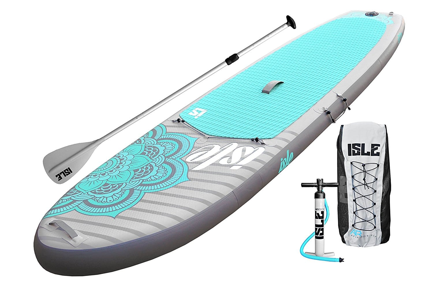 Isle Inflatable Yoga Paddle Board Review