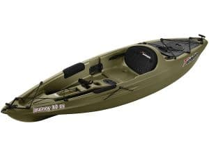 Sun Dolphin Journey Sit-on-top Fishing Kayak Review
