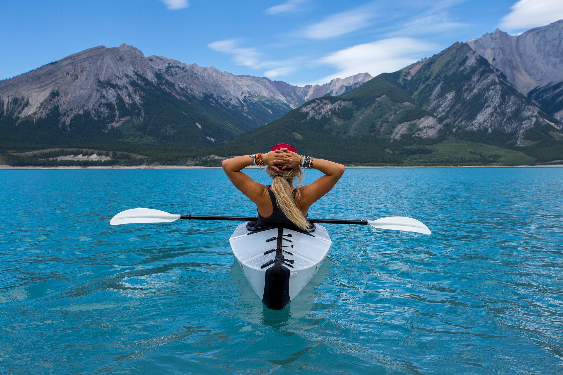 kayak made for catching fish