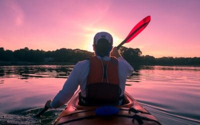 Fly Fishing Kayak Trend
