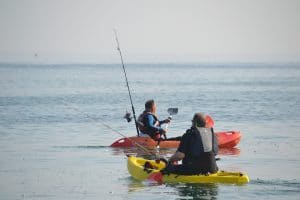 beginner kayak fishing tips
