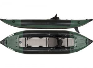 Sea Eagle 350fx Fishing Explorer Kayak