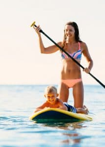 tips for traveling with inflatables